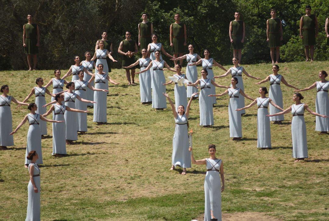 Mit igrzysk olimpijskich jako symbolu pokoju