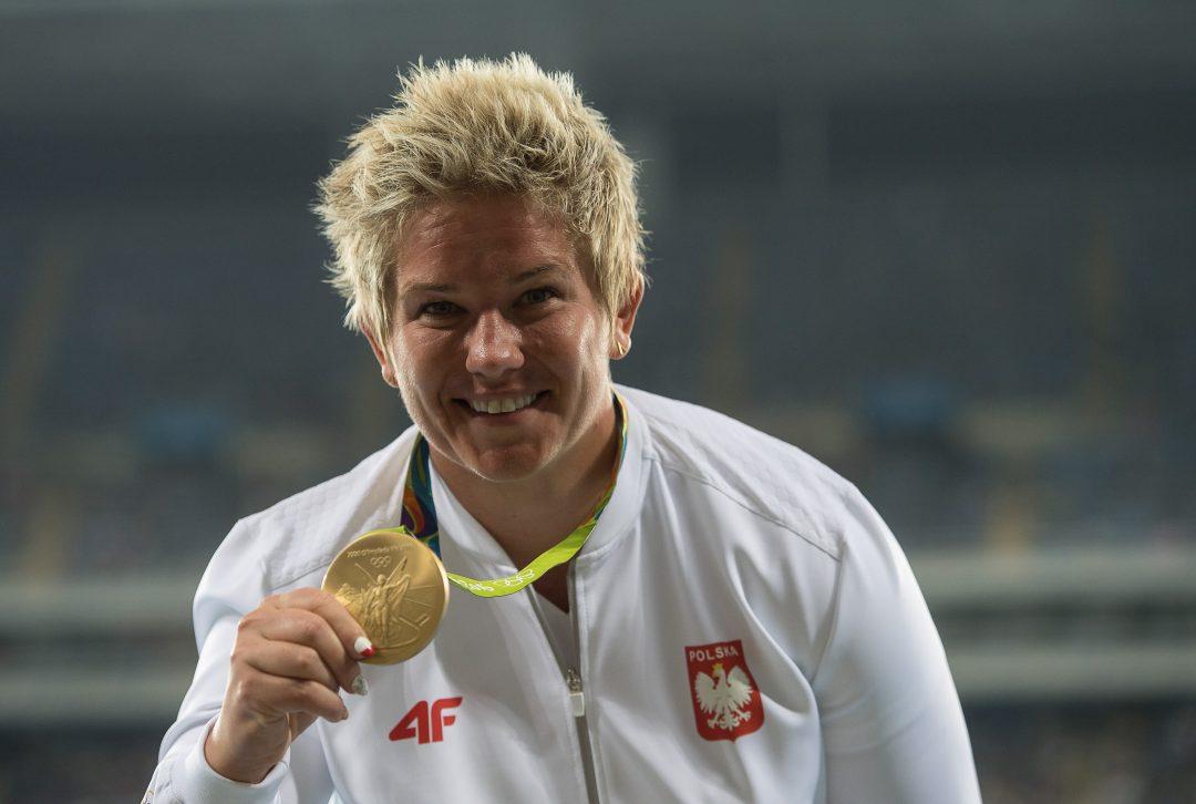 Trzy złote medale z rzędu, czyli kogo goni Anita Włodarczyk