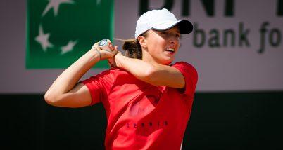 Iga Świątek urodziny uczciła zwycięstwem. Polka w II rundzie Roland Garros