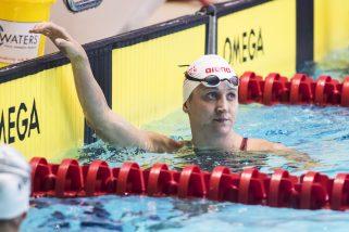 Katarzyna Wasick wicemistrzynią Europy w pływaniu!