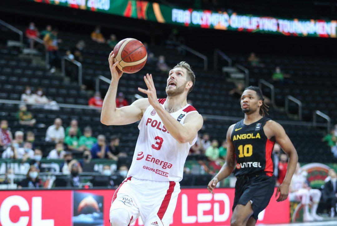 Polscy koszykarze wykonali krok w kierunku igrzysk – pokonali Angolę
