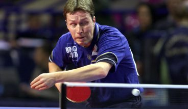 Jan-Ove Waldner. Mozart tenisa stołowego, który nie bał się Chin