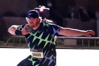 Ryan Crouser pobił rekord świata w pchnięciu kulą!