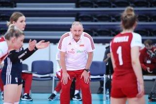 Forma falowała. Polki przegrywają z Belgijkami w Lidze Narodów