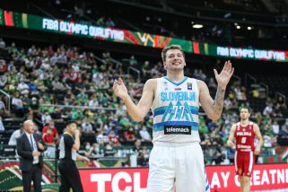 Słowenia zdecydowanie za mocna dla polskich koszykarzy