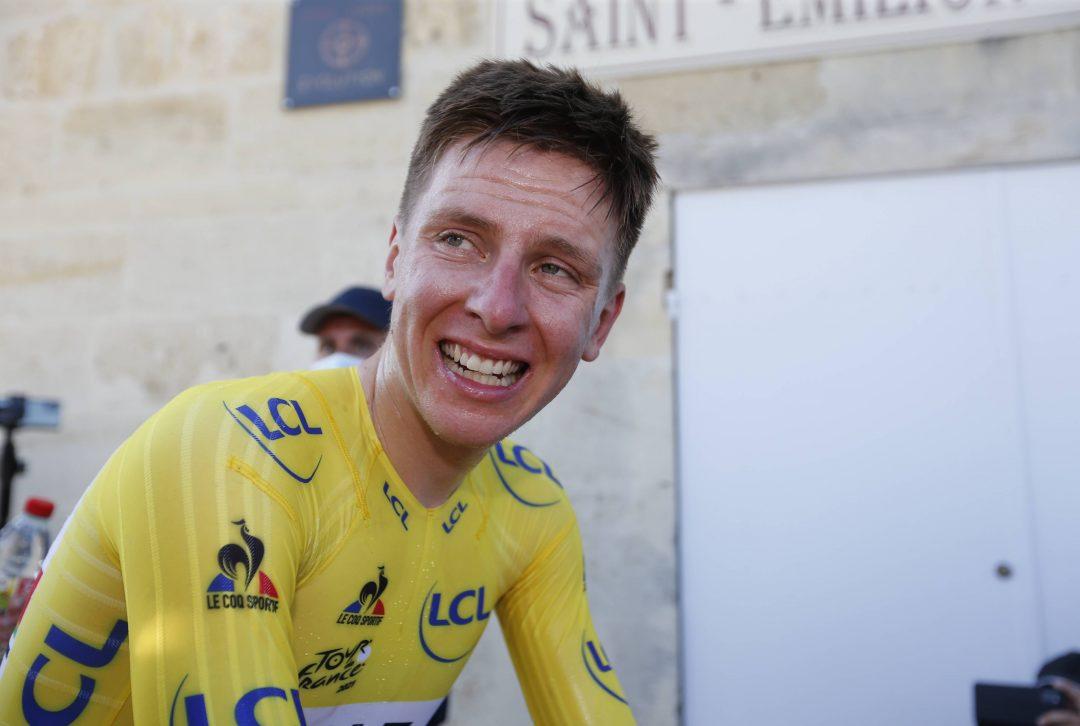 Pogačar wygrał Tour de France. Teraz kolarzy czekają igrzyska