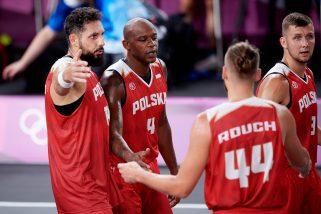 Koniec marzeń o medalu. Polscy koszykarze 3×3 pożegnali się z igrzyskami