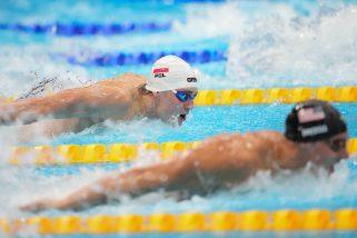 Pływanie: Majerski piąty w historycznym finale. A Wilk-Wasick piąta przed finałem