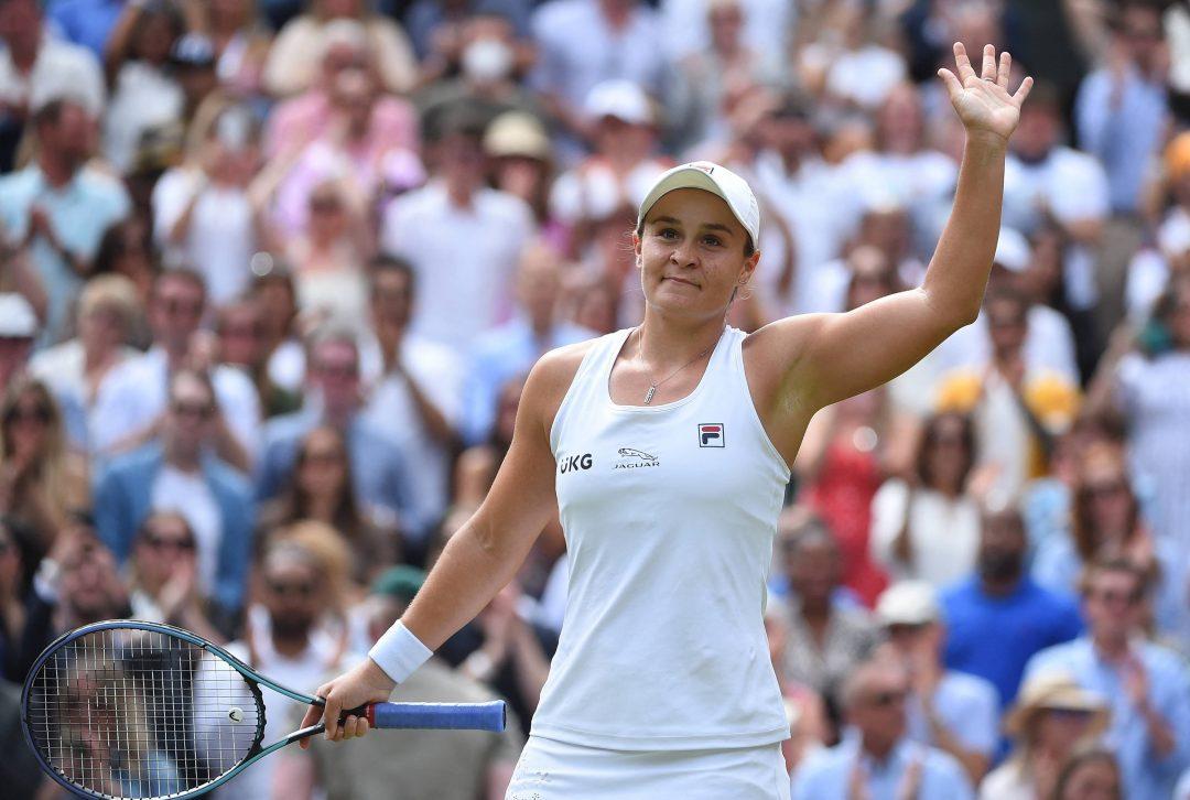 Barty najlepsza w Wimbledonie! Pierwsza Australijka od 41 lat, która zdobyła ten tytuł