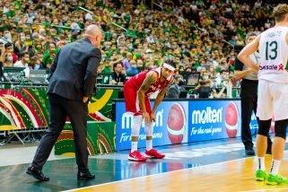 Koniec marzeń o Tokio… Polscy koszykarze przegrali z Litwą