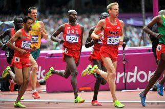 Olimpijskie zmagania Bernarda Lagata