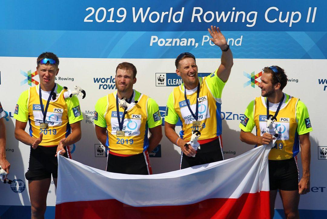 Pierwszy start Polaków zgodnie z planem – osady powalczą o medale