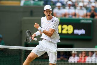 Hurkacz ograł drugą rakietę świata. Teraz zagra z Federerem w ćwierćfinale Wimbledonu!