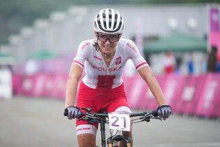 Maja Włoszczowska pożegnała się z igrzyskami