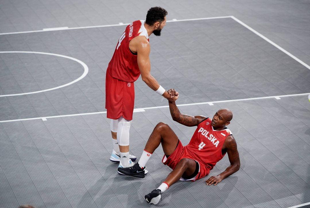 Dramat w dwóch aktach – koszykarze 3×3 przegrywają z Chinami i Holandią.