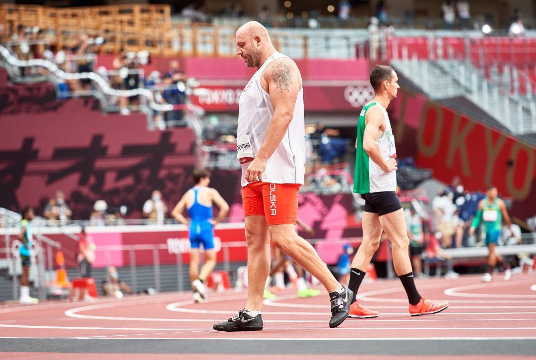 Małachowski pożegnał się z igrzyskami. Finału nie będzie