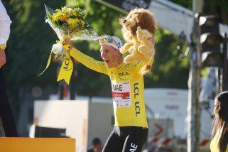 Nowy król Tour de France. Jak Tadej Pogacar został wielkim kolarzem