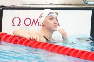 Wilk-Wasick znowu piąta. Nie będzie pierwszego medalu igrzysk dla polskiego pływania od 2004 roku
