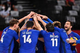 Francuzi królami siatkówki. Nasi pogromcy mistrzami olimpijskimi