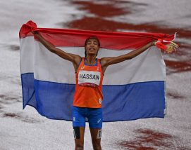 Pierwsze złoto już zdobyła, ale Sifan Hassan mierzy znacznie wyżej
