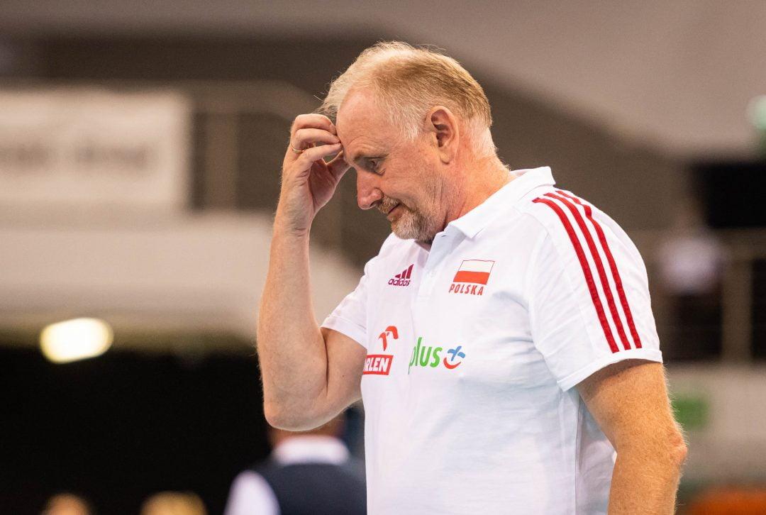 Siatkarki szukają nowego trenera. Jacek Nawrocki zrezygnował