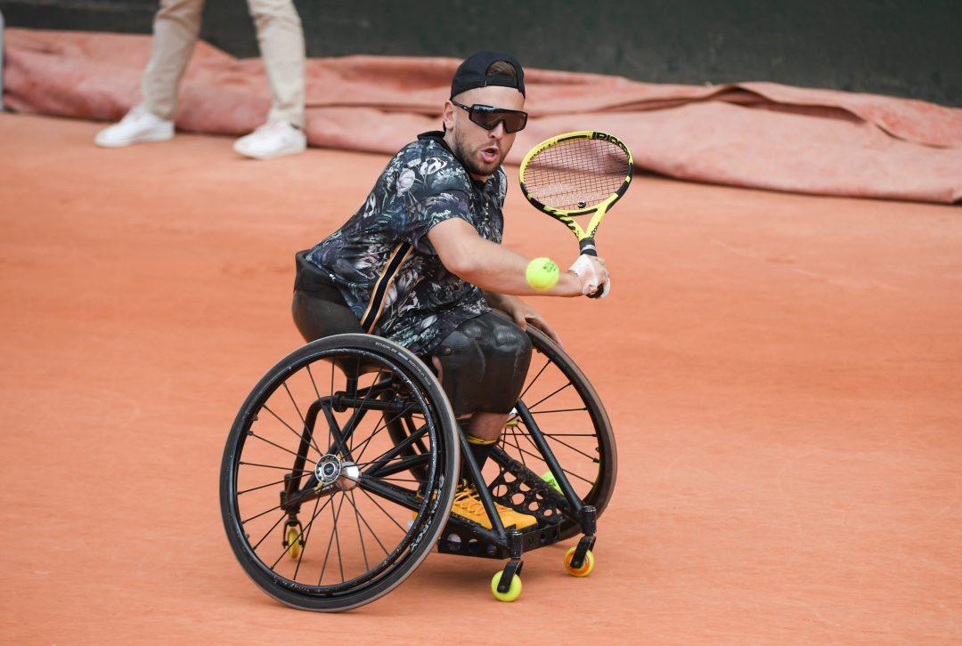 Koszykówka, wózek i tenisowy Złoty Wielki Szlem. Kariera Dylana Alcotta