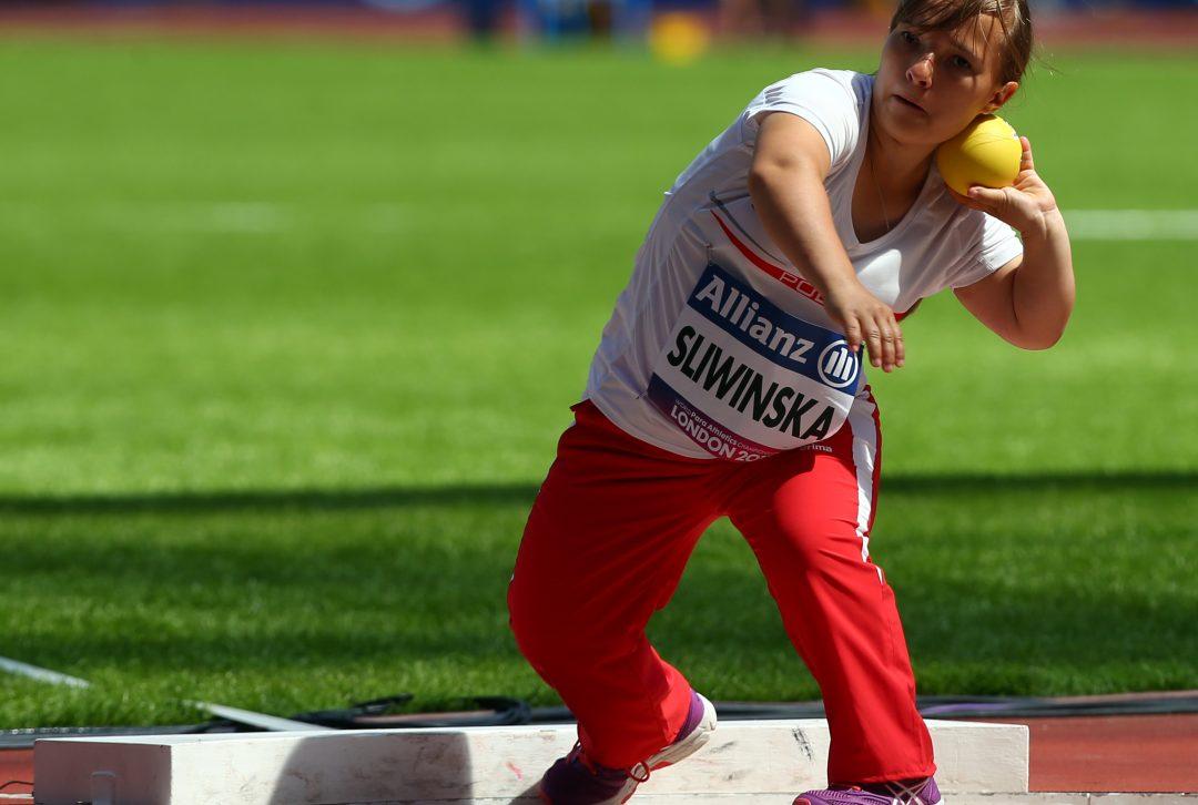 Igrzyska paraolimpijskie – złota Renata Śliwińska, brązowa Alicja Jeromin!