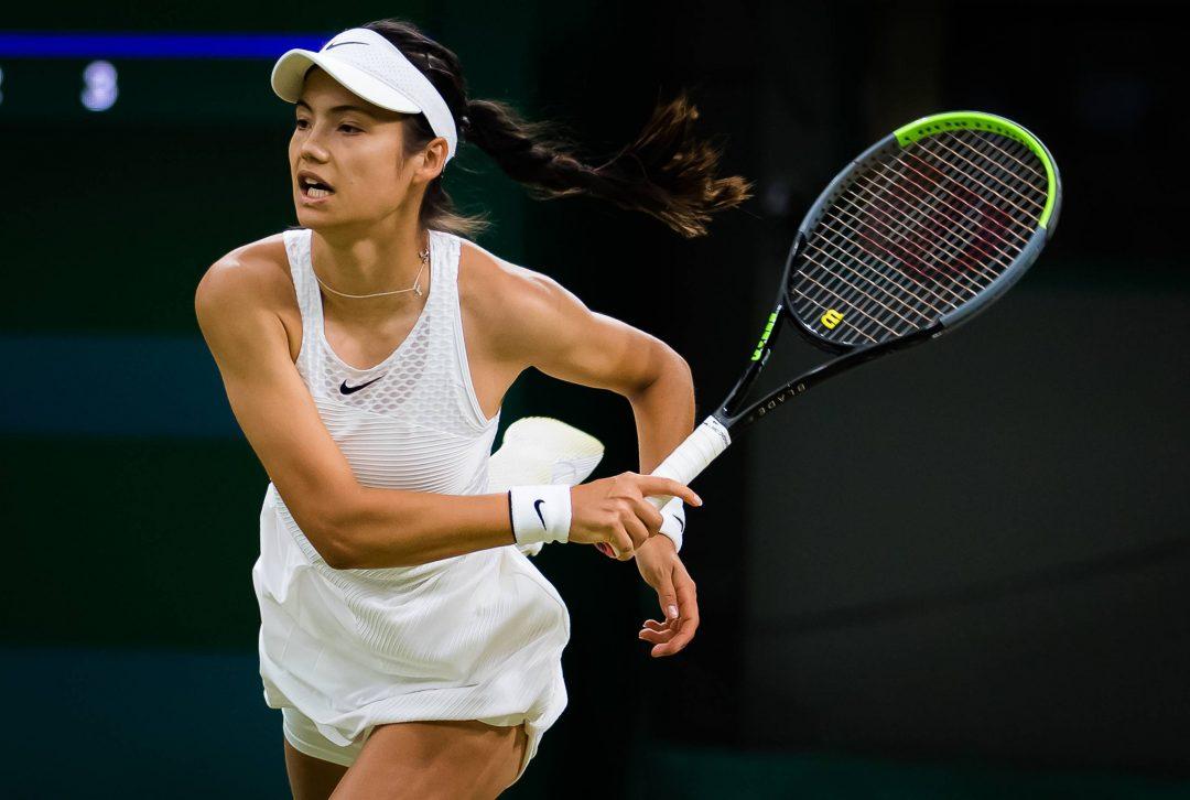Emma Raducanu. W trzy miesiące od debiutantki na poziomie WTA do półfinalistki US Open