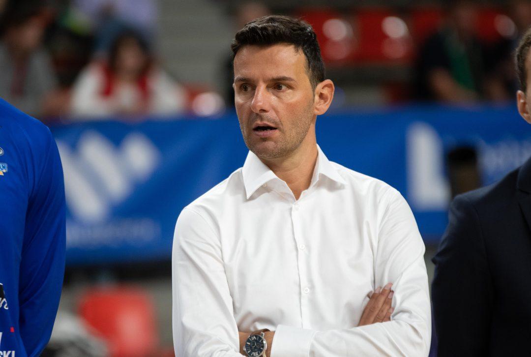 Igor Milicic nowym trenerem polskich koszykarzy